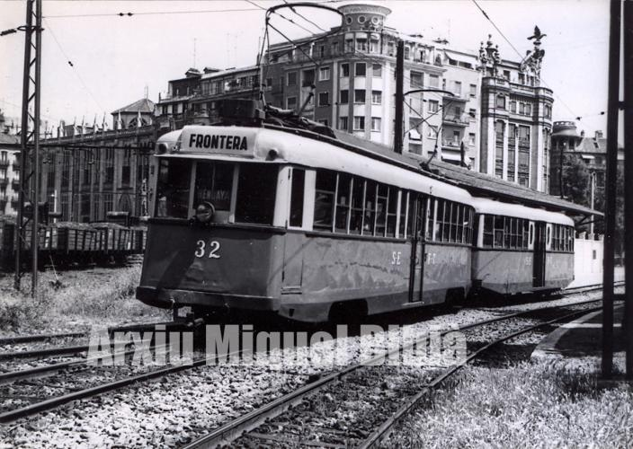 24.01.2020 Ferrocarrils suburbans de Bilbao.  -  Miquel Bibià Laplana