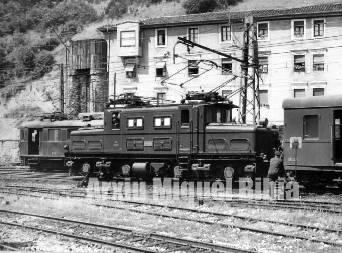 24.01.2020 Ferrocarrils suburbans de Bilbao.  Galdaramiño -  Miquel Bibià Laplana