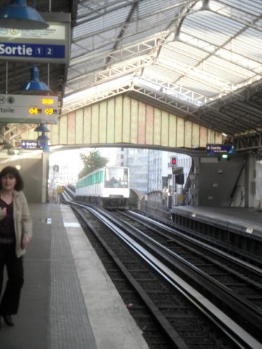 26.01.2020 Metro.  París -  Jordi Bibià