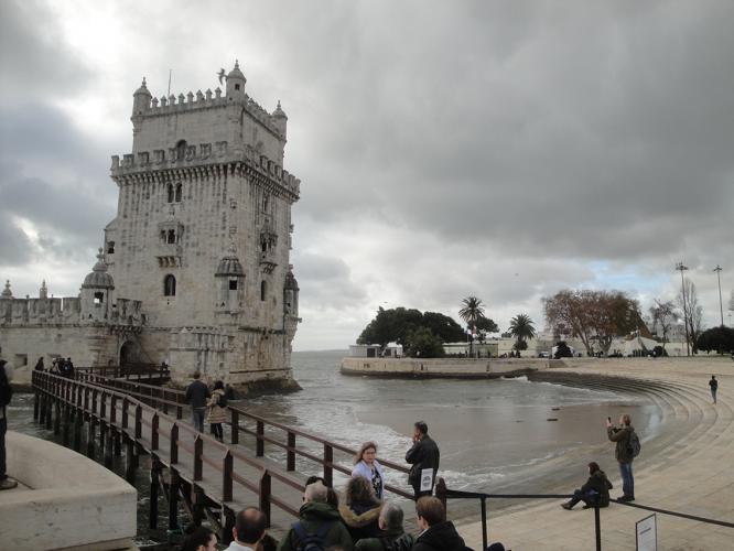 26.01.2020 La Torren de Belém.  -  Autor