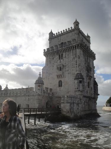 26.01.2020 La Torren de Belém.  -  Jordi Bibià