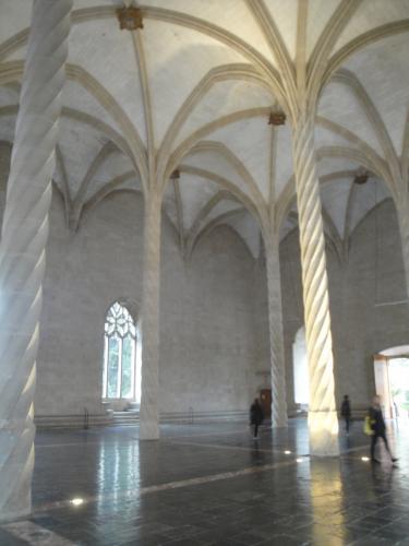 29.01.2020 Interior de la Llotja.  Palma -  Jordi Bibià