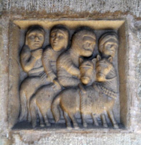 25.05.2020 Cavallers  Claustre de la catedral de Tortosa -  Jordi Bibià