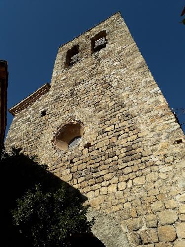 06.09.2020 Torre-campanar.  -  J. Bibià
