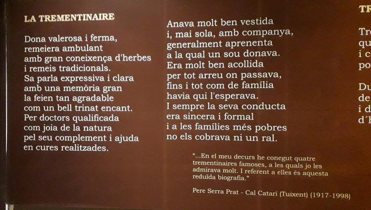06.09.2020 Museu de les Trementinaires.  -  J Bibià