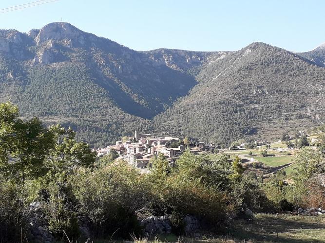 06.09.2020 Alt Urgell.  Tuixent. -  J. Bibià