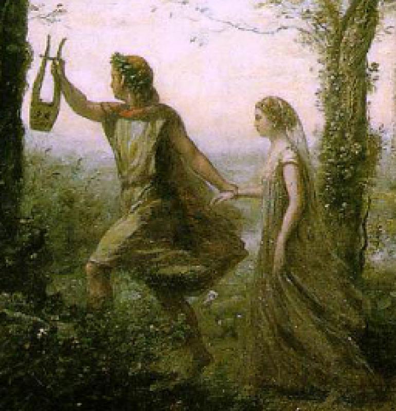 01.01.2021 Orfeu i Eurídice  -  Autor