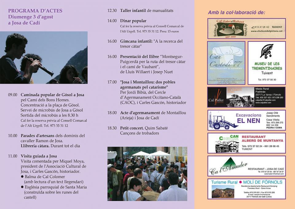 01.05.2021 Programa dels actes  -  Autor