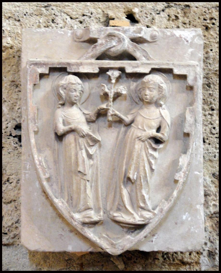 05.10.2009 Un dels pocs elements escultòrics sencers!            Museu de l'abadia -  Jordi Bibià