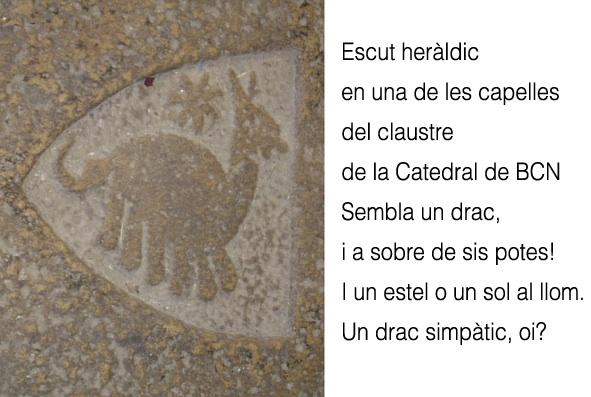 22.11.2007                        Claustre de la Catedral de Barcelona -  Jordi Bibià