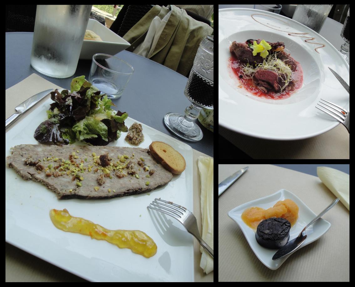 05.10.2009 El menjar i el servei és força bo i de qualitat, i els preus molt raonables.            Sant Guillem del Desert -  Jordi Bibià