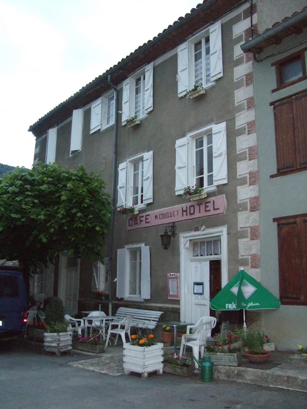26.03.2008 Hotel Couquet.                      Montsegur -  Jordi Bibià