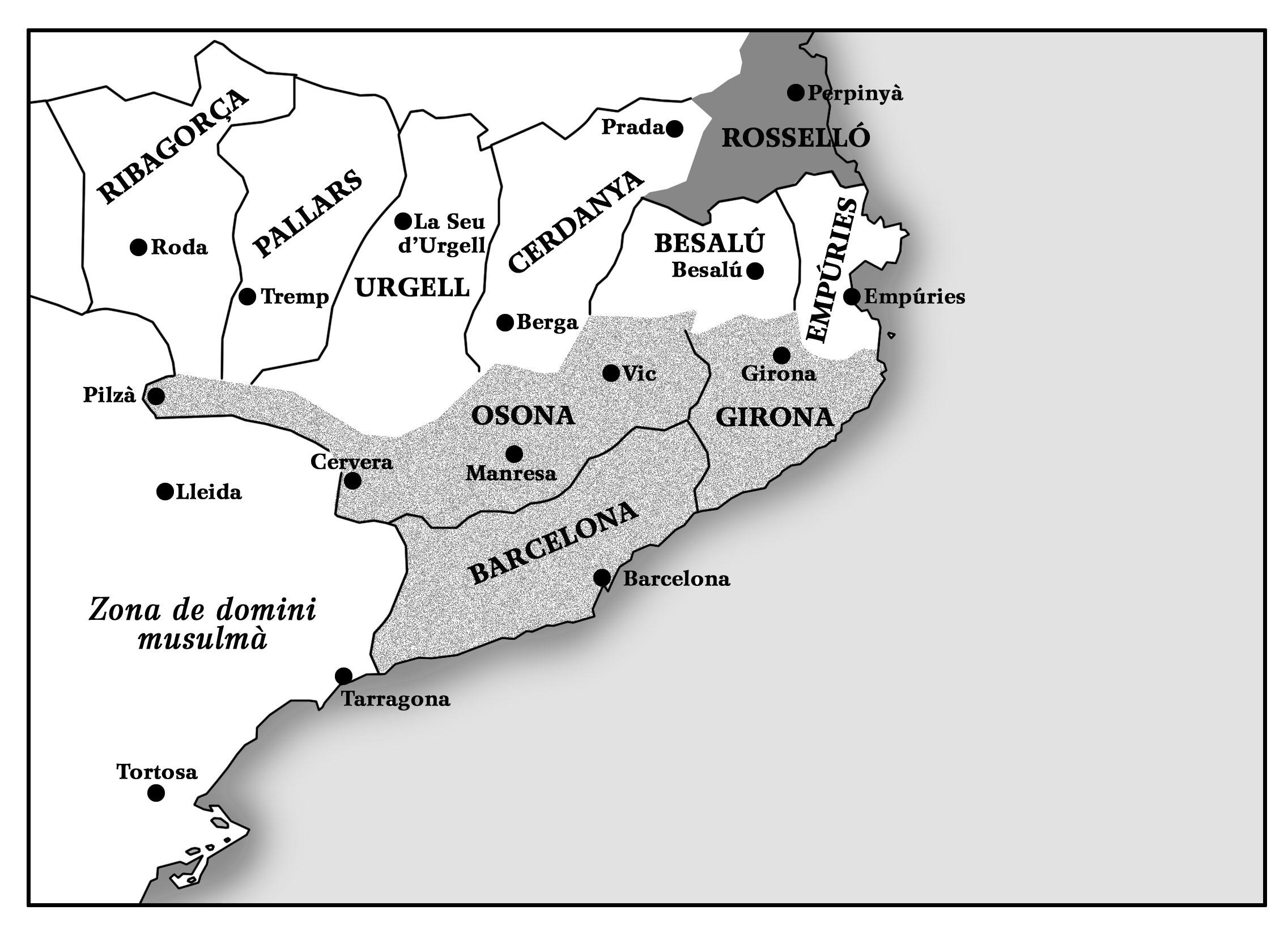 18.09.2011 Els comtats catalans al s. XI  -  Jordi Bibià