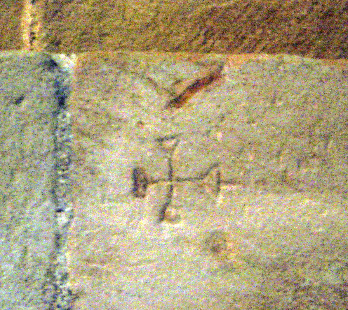 17.09.2006 Creu.  Castell de Montsó -  Jordi Bibià