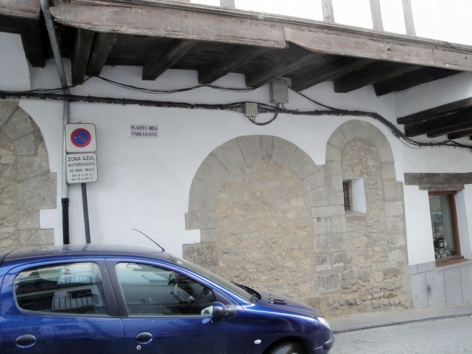 19.06.2012 Altre aspecte de la Placeta dels Tarrascons  Morella -  Jordi Bibià