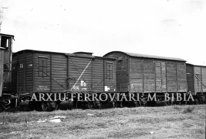 30.11.-0001 Ferrocarriles andaluces. Sèrie J 7211  -  Miquel Bibià