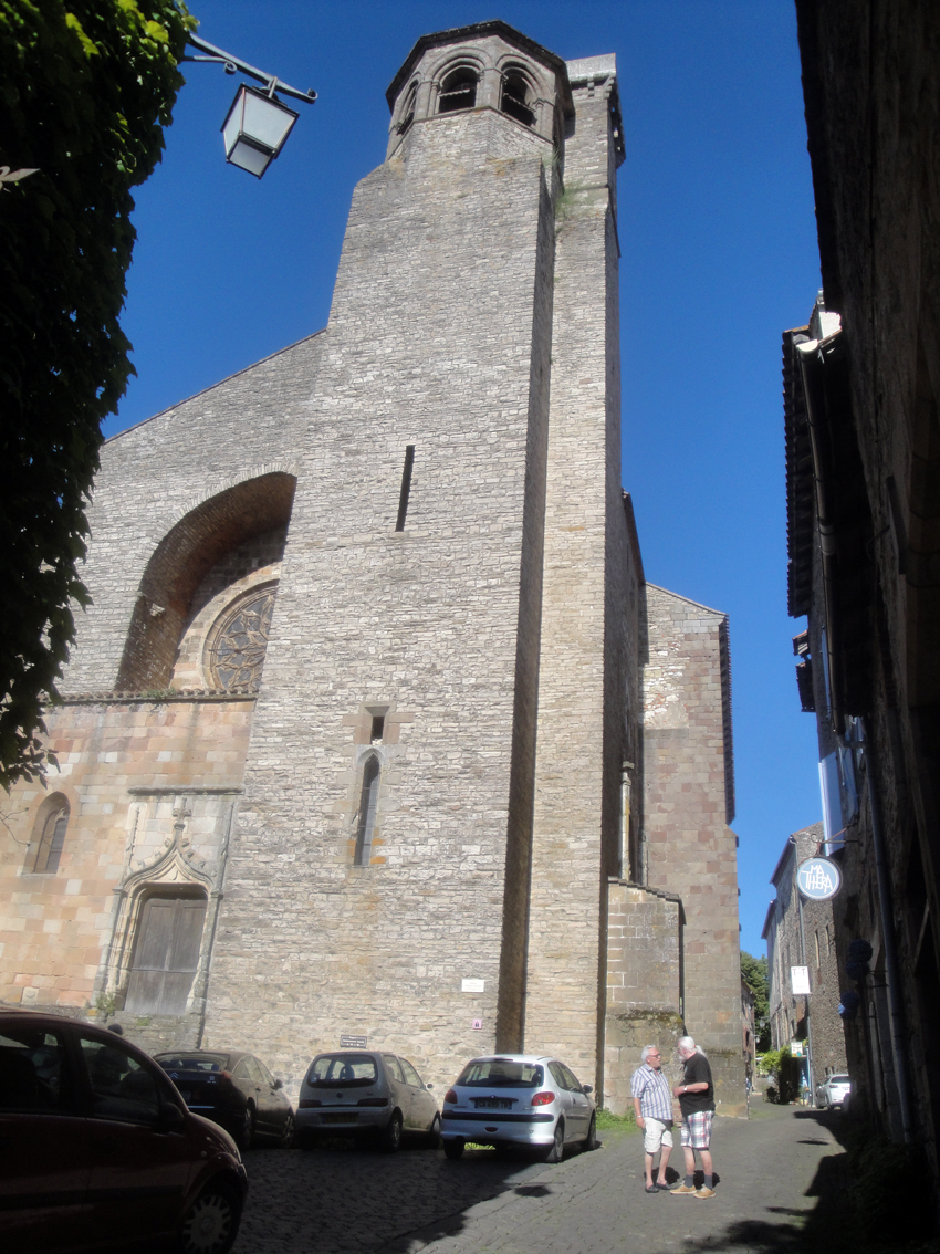 02.05.2013 Església de Sant Miquel. Imponent!  Cordes -  Jordi Bibià