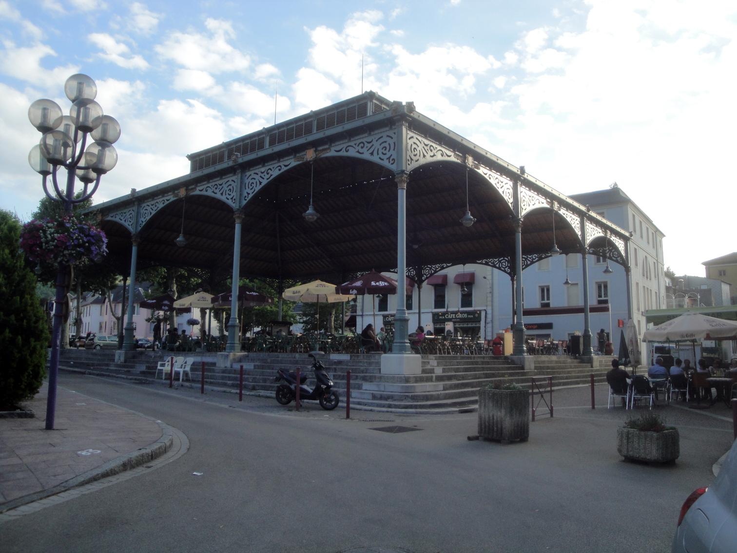 07.07.2013 L'emblemàtic mercat de Foix  Foix -  Jordi Bibià