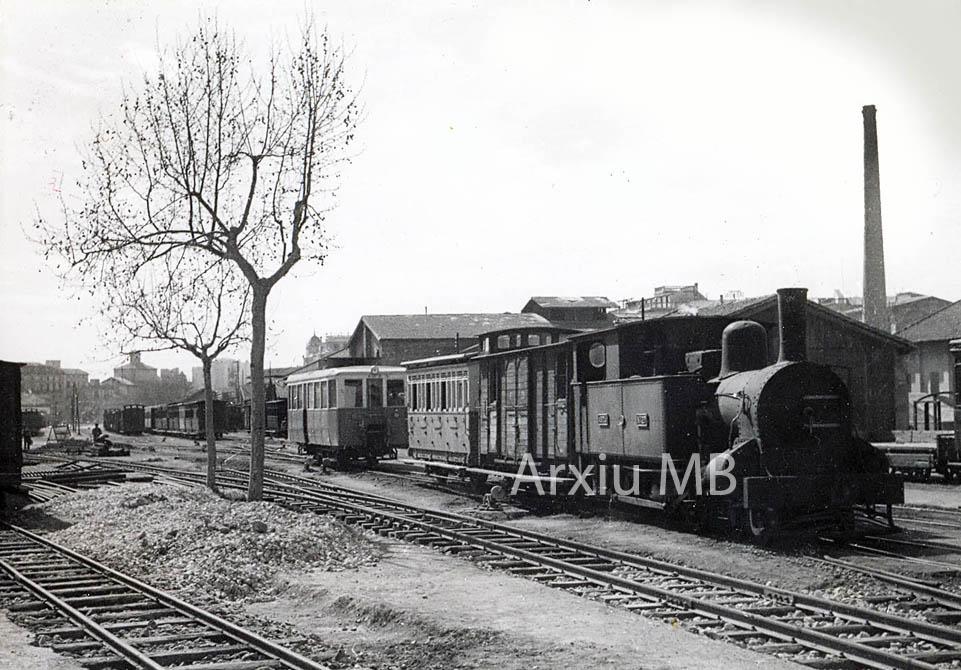 30.11.-0001 Ferrocarril de Mallorca  -  Miquel Bibià