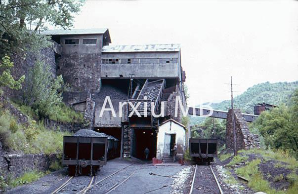 21.09.2014 Instal·lacions mineres.  Villablino. -  Miquel Bibià