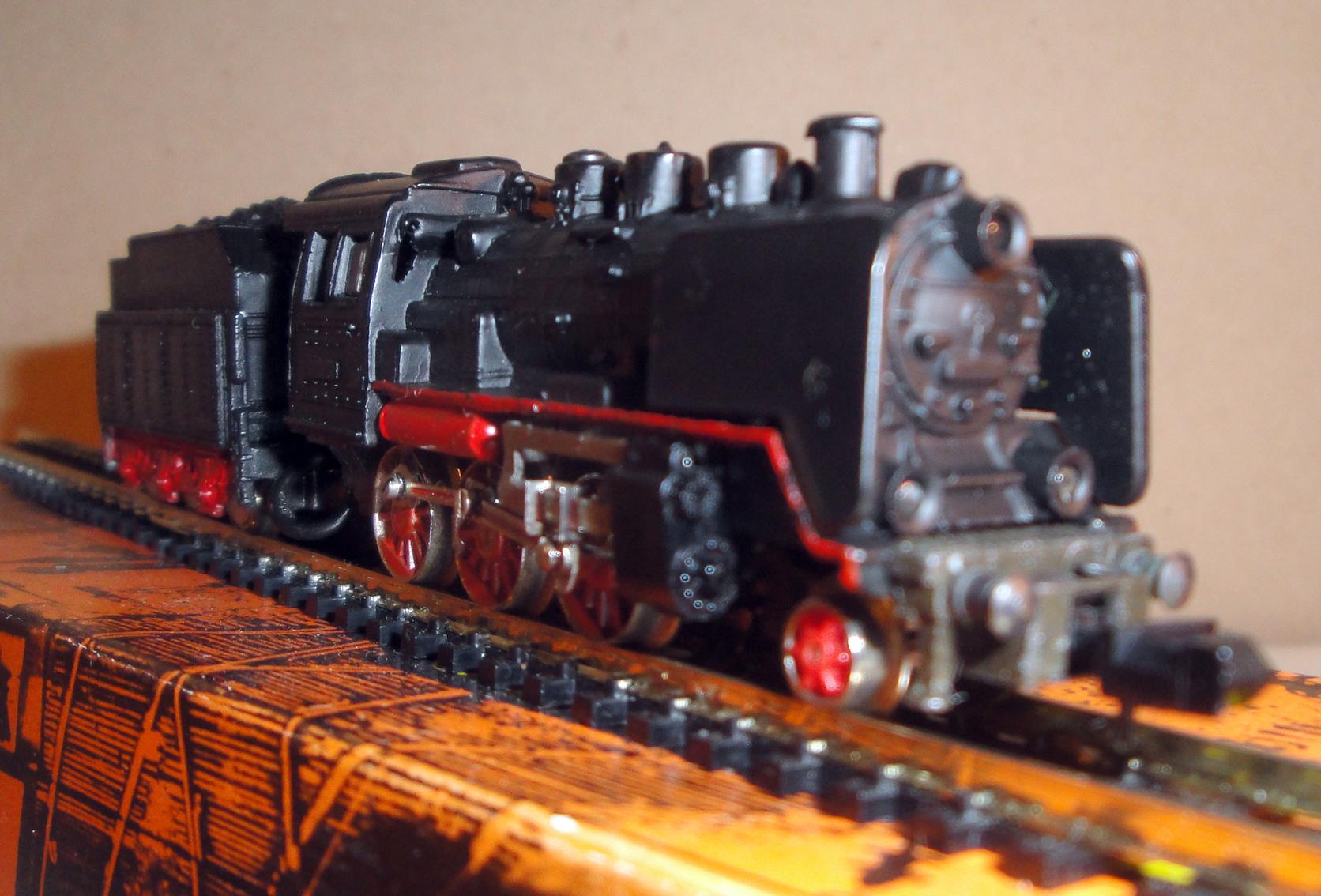 12.10.2014 Locomotora de vapor dels FFAA. 3N. Ibertren.  -  Jordi Bibià