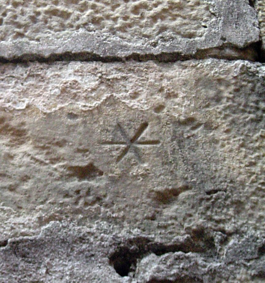 17.09.2016 Estrella de sis puntes.  Església de l'Espluga de Francolí. -  Jordi Bibià Balada