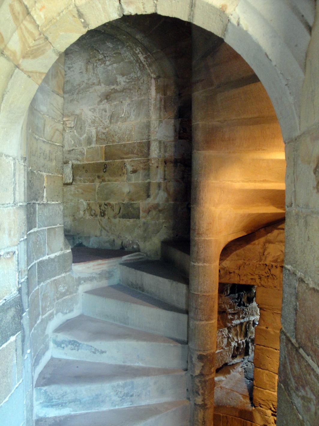 29.07.2018 Escales d'accès.  Castell Foix. -  Jordi Bibià