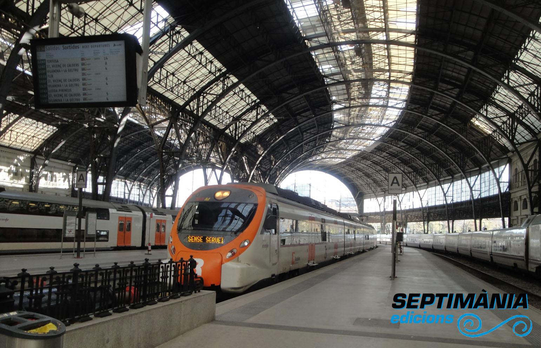 02.08.2018 Estació de França  BCN -  Jordi Bibià