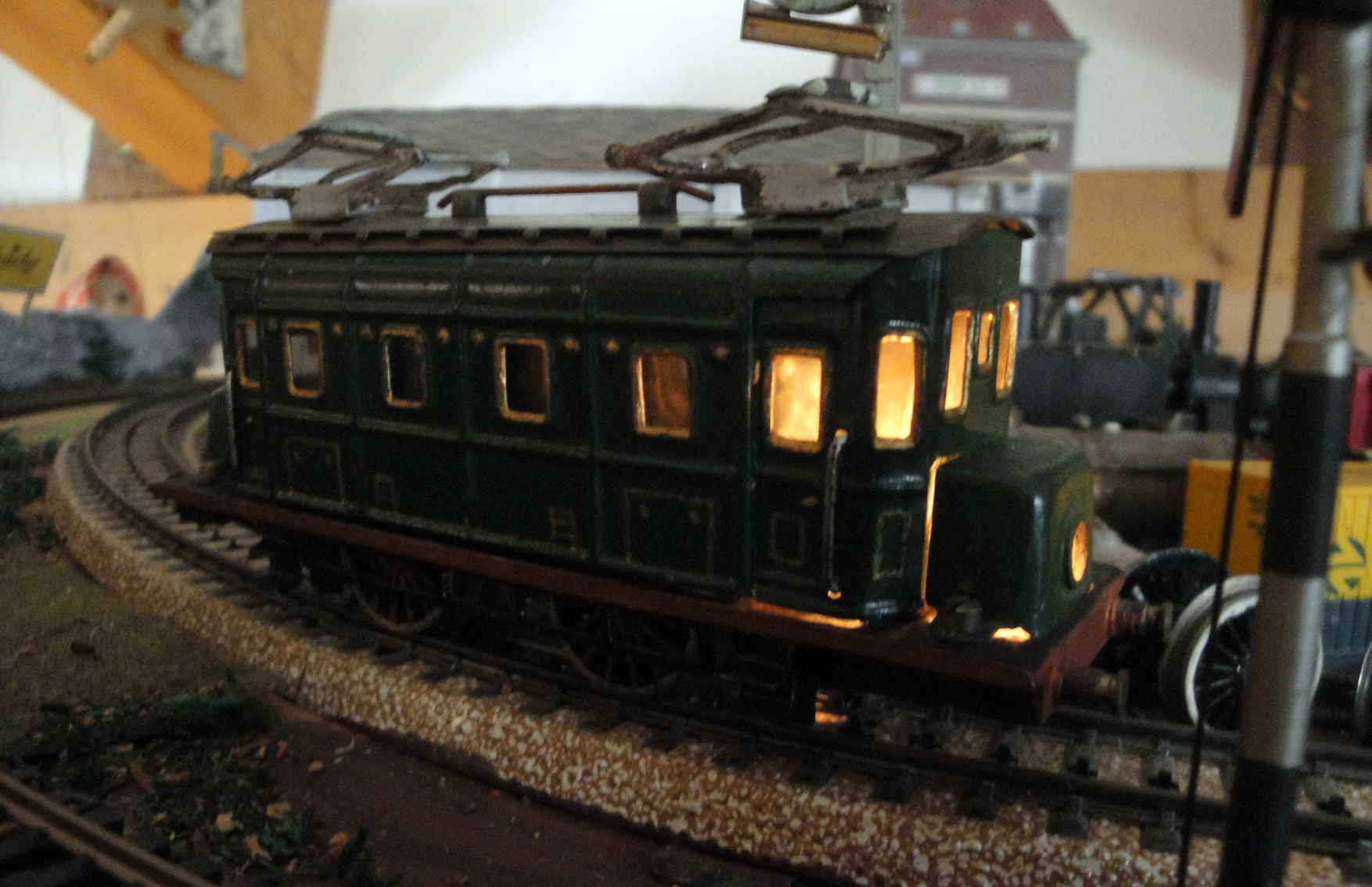 14.10.2018 Märklin, any 1937. Model RS 700. Escala h0.  -  Jordi Bibià