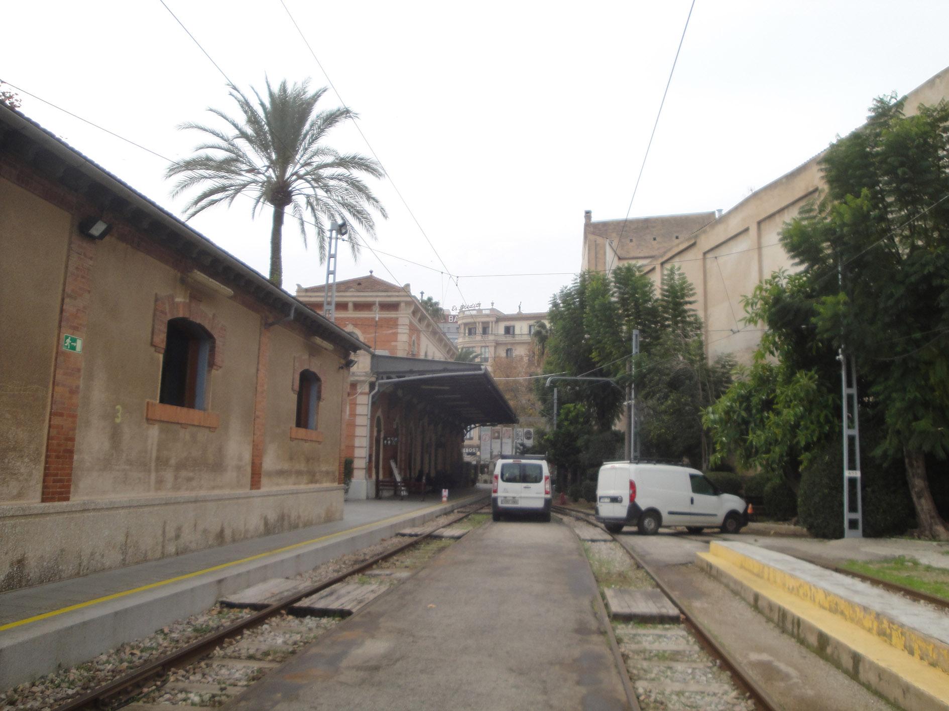 26.12.2019 Tren de Sóller  Palma de Mallotca -  Jordi Bibià