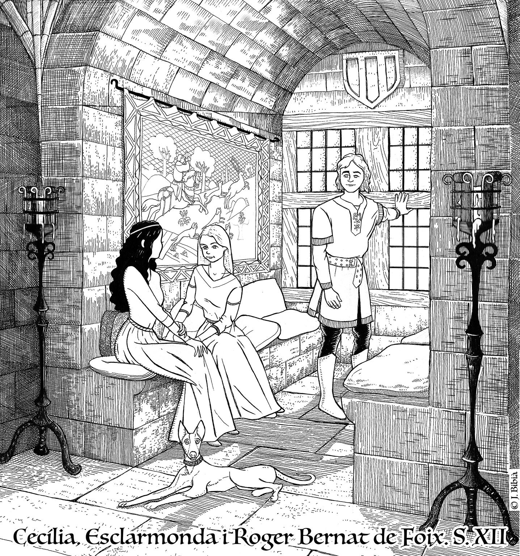 28.08.2020   Castell de Foix -  Jordi Bibià